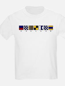 Nautical England T-Shirt