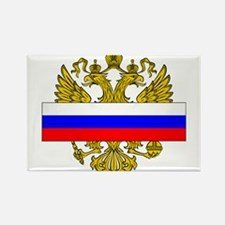 Cool Russian coat of arms Rectangle Magnet