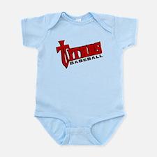 Cute Titans Infant Bodysuit