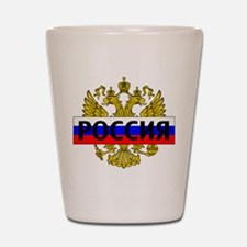 Unique Russia Shot Glass