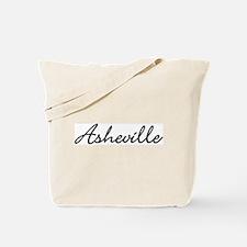 Asheville, North Carolina Tote Bag