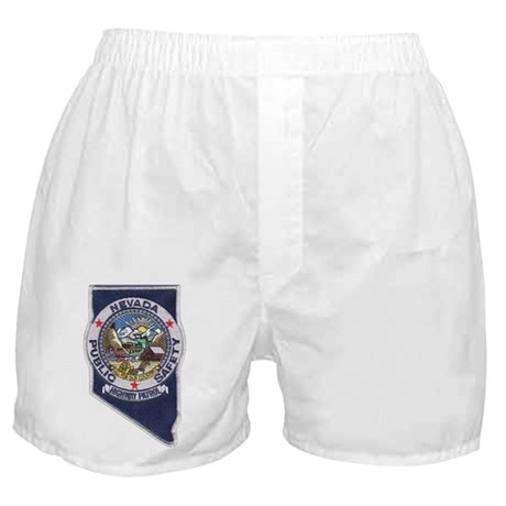 Nevada Highway Patrol Boxer Shorts