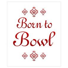Bowl Wall Art Poster