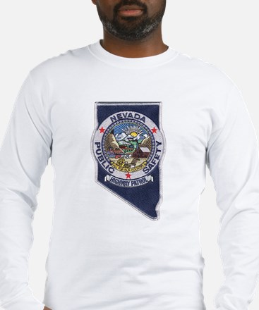 Nevada Highway Patrol Long Sleeve T-Shirt