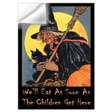 We'll Eat When the Kids Get H Wall Art Wall Decal