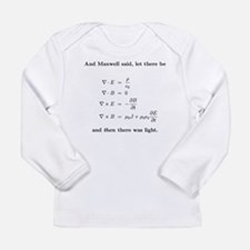 Maxwell's equations Long Sleeve T-Shirt