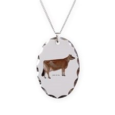 Jersey cow Necklace