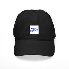 I Voted Democrat Baseball Hat