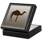 Classic Camel Keepsake Box
