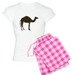 Classic Camel Women's Light Pajamas