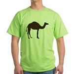 Classic Camel Green T-Shirt