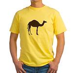 Classic Camel Yellow T-Shirt