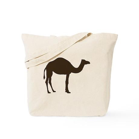 Classic Camel Tote Bag
