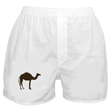Classic Camel Boxer Shorts
