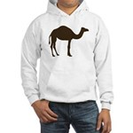 Classic Camel Hooded Sweatshirt