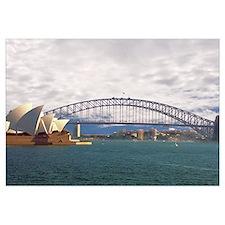 Sydney Harbour Bridge Wall Art