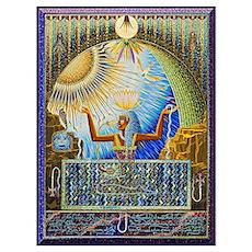 Magical Egypt Wall Art Poster