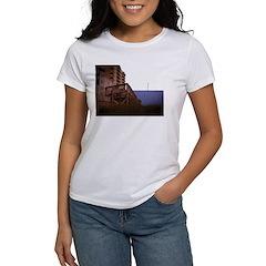 Sea Oats at Resort Beach Acce Women's T-Shirt