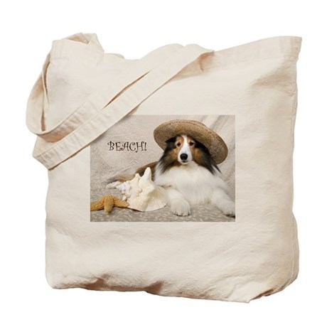 Beach! Tote Bag
