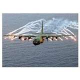 C 130 hercules Wrapped Canvas Art