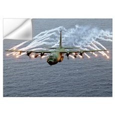 C-130 Hercules Wall Art Wall Decal