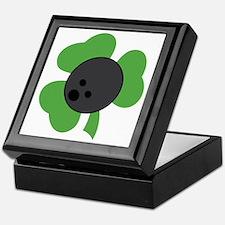 Irish Bowling Gift Keepsake Box