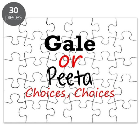 Gayle or Peeta? Puzzle