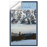 Saalbach Wall Decals