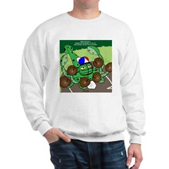 Squid Catcher Sweatshirt