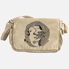 ryuu no maru Messenger Bag