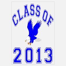 Class Of 2013 Eagle Wall Art