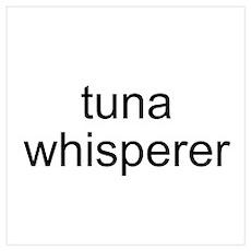 tuna Wall Art Poster