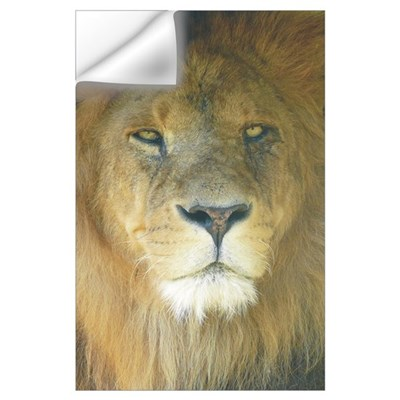 Lion Wall Art Wall Decal