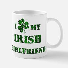 Irish Girlfriend Mug