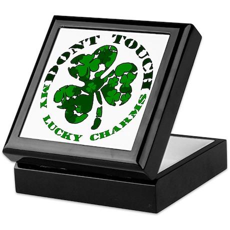 Funny Irish Keepsake Box