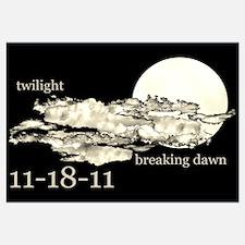 Twilight Breaking Dawn Wall Art