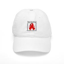 AIDS Hope Inspiring Baseball Cap