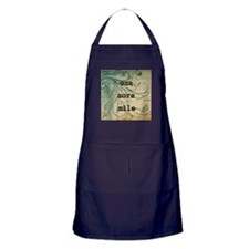 Cute Miles Apron (dark)
