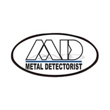 MD - Metal Detectorist(Hollo Patches