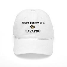 Proud Parent: Cavapoo Baseball Cap