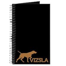 Hungarian Vizsla Journal (pointer-text)