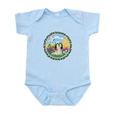 Happy Sun - Shih Tzu #3 Infant Bodysuit