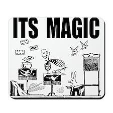 Its Magic Mousepad