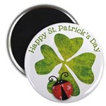 "St. Patricks Day 2.25"" Magnet (10 pack)"