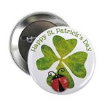 "St. Patricks Day 2.25"" Button"
