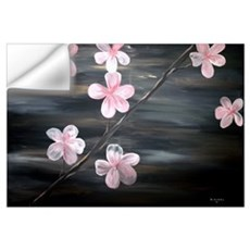 Cherry Blossom Fine Art Wall Art Wall Decal