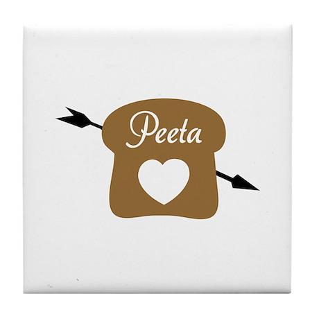HG Peeta Tile Coaster