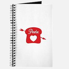 HG Peeta Journal