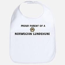 Proud Parent: Norwegian Lunde Bib