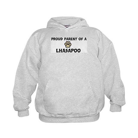 Proud Parent: Lhasapoo Kids Hoodie